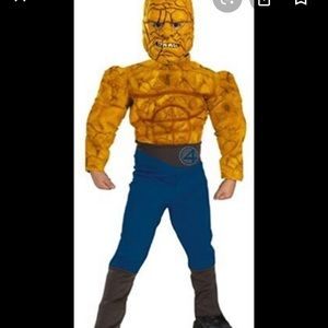 """Boys """"the thing"""" from fantastic 4 costume"""